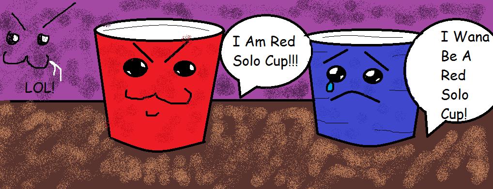 red_solo_cup_vs_blue_by_bluefirerocker-d4mkp1o