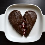 Cake that resembles your heart