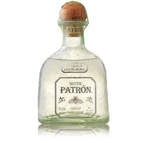 Patron Silver Tequila-500x500