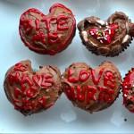 Devil's Food Whopper's Cupcakes